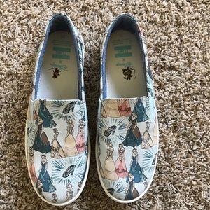 Cinderella Toms